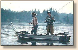 Fly fishing in puget sound fly angler 39 s online for Puget sound fly fishing