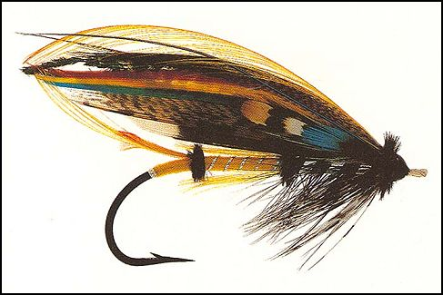 """Contest '09 Fly Angler's OnLine """"Tying Atlantic Salmon and ... Classic Atlantic Salmon Fly Patterns"""